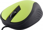 Mouse Logic WIRED MOUSE LM-14 Green