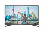 "24"" LED TV Skyworth SRT24HA3303U Black (1366x768 HD SMART TV 60Hz 2xHDMI 2xUSB Speakers)"