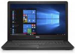 "Notebook DELL Inspiron 15 3000 Black 3576 (15.6"" FullHD Intel i3-7020U 4Gb DDR4 1.0TB Intel HD Graphics 620 DVDRW8x Ubuntu)"