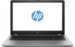 "Notebook HP 250 G6 Silver (15.6"" HD Intel i3-7020U 4GB 500GB w/o DVDRW Intel HD 520 DOS)"