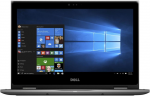 "Notebook DELL Inspiron 13 5000 Gray 5378 (13.3"" IPS TOUCH FHD Intel i3-7130U 4Gb 256Gb Intel HD 620 Win10)"