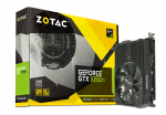 VGA Card ZOTAC GeForce GTX 1050 Ti Mini ZT-P10510A-10L (4GB DDR5 128bit 1417/7008Mhz)