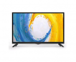 "32"" LED TV Skyworth 32E6S Black (1366x768 HD Smart 230cd/m2 HDMIx2 USBx2 Wi-Fi Lan Speakers 6W)"