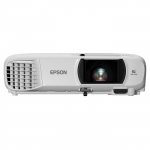 Projector Epson EH-TW610 White (LCD Full HD 1920x1080 3000Lum 15000:1Wi-Fi)