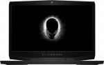 "Notebook DELL ALIENWARE 17 M17 Silver (17.3"" IPS FHD Intel i7-8750H 16Gb 256GB+1.0TB HDD GeForce RTX2070 Win)"