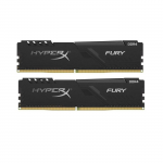 DDR4 16GB (Kit of 2x8GB) Kingston HyperX FURY Black HX430C15FB3K2/16 (3000MHz PC4-24000 CL15 1.2V)