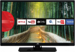 "24"" LED TV JVC LT24VH52M Black (1366x768 HD SMART TV 2xHDMI USB Wi-Fi LAN Speakers)"