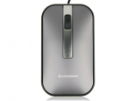 Mouse Lenovo M60 Optical USB Silver
