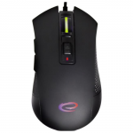 Mouse Esperanza ASSASSIN MX601 RGB LED Black USB