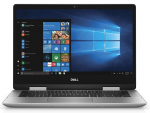 "Notebook DELL Inspiron 14 5000 Silver 5491 (14.0"" IPS TOUCH FHD Intel i7-10510U 16Gb M.2 PCIe SSD 512Gb GeForce MX230 2GB Win10H)"