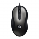 Mouse Logitech G MX518 Gaming Black-Silver USB