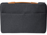 "15.6"" HP Notebook Bag Sleeve ENVY Urban Gray/Brown"