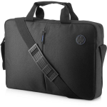 "15.6"" HP Notebook Bag Value Topload Briefcase Black"