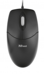Mouse Trust Basi Black USB