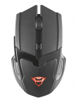 Mouse Trust Gaming GXT 103 Gav Black USB