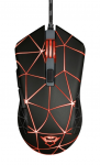 Mouse Trust Gaming GXT 133 Locx Black USB