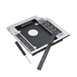 Caddy HDD for notebook Spacer SPR-25DVDI (9.5mm SATA to SATA)