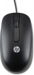 Mouse HP QY777A6 Optical 800dpi Black USB