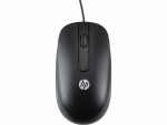 Mouse HP QY778A6 Laser 1000dpi Black USB