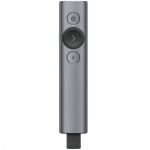 Presenter Logitech Spotlight Black 2.4GHz Wireless Bluetooth Up to 30-meter range 3D accelerometer and Gyroscope