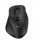 Mouse Trust Fyda Rechargeable Wireless Black